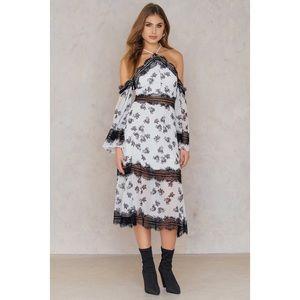 Keepsake moon light midi dress